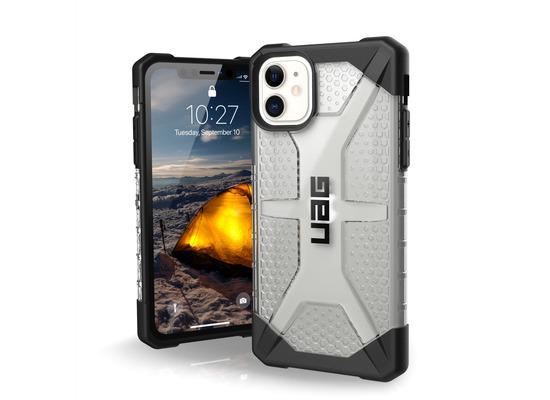 Urban Armor Gear Plasma Case, Apple iPhone 11, ice (transparent), 111713114343