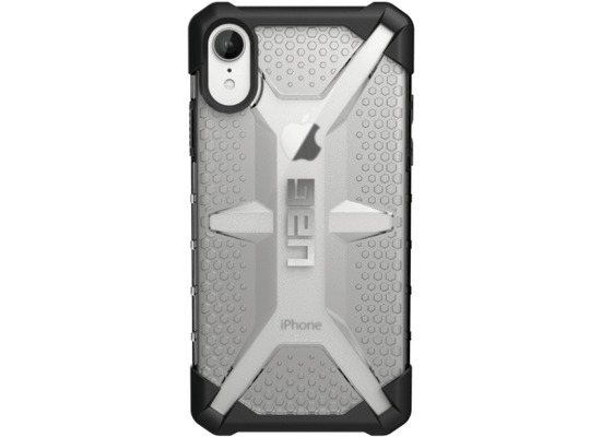Urban Armor Gear Plasma Case, Apple iPhone XR, ice (transparent)
