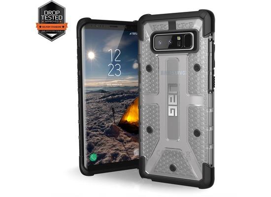 Urban Armor Gear Plasma Case - Samsung Galaxy Note8 - ice (transparent)