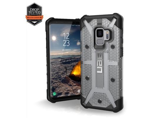 Urban Armor Gear Plasma Case Samsung Galaxy S9 ice (transparent)