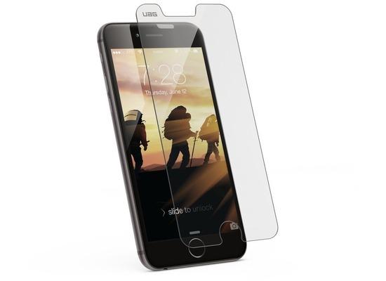 Urban Armor Gear Tempered Glass Displayschutz Apple iPhone SE 2020 / iPhone 8/7/6S