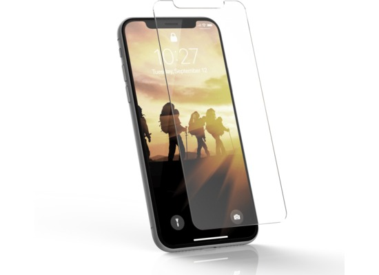 Urban Armor Gear Tempered Glass Displayschutz, Apple iPhone XR