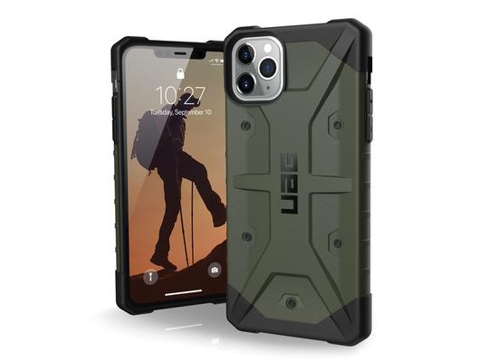 Urban Armor Gear UAG Urban Armor Gear Pathfinder Case, Apple iPhone 11 Pro Max, olive drab, 111727117272