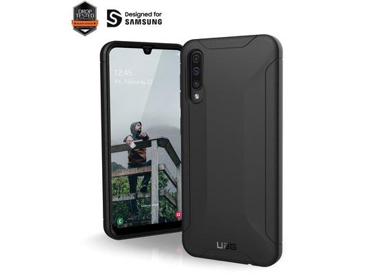 Urban Armor Gear UAG Urban Armor Gear Scout Case, Samsung Galaxy A50, schwarz, 211508114040