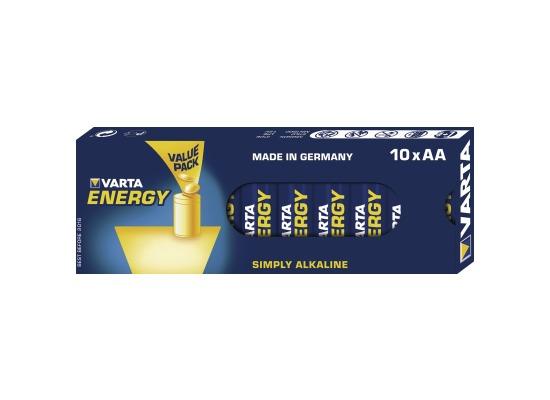 VARTA 4106 Energy Mignon 10 St,