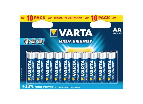 VARTA 4906 High Energy Mignon 10-er Blister 10er Blister,