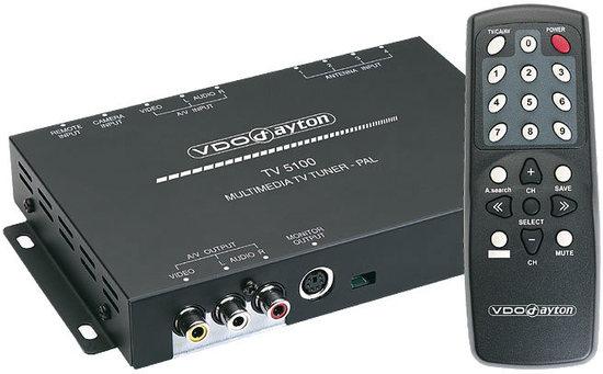 VDO Dayton TV5100 TV-Tuner für MS5500/MS5100/MS5000/MS5400