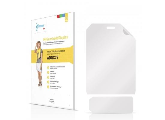 Vikuiti MySunshadeDisplay Displayschutzfolie ADQC27 von 3M für Sony Ericsson Jalou