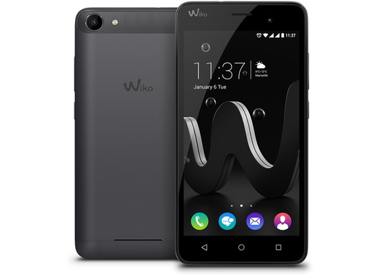 Wiko Jerry, space grau