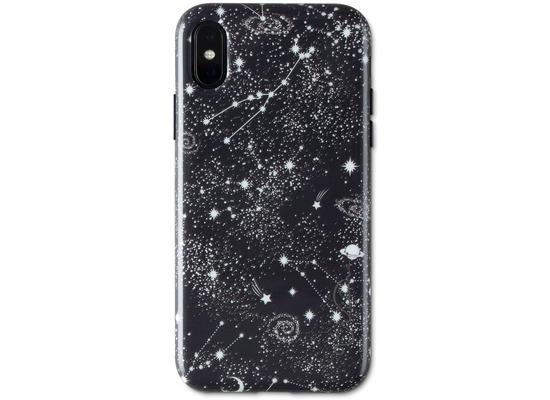 Wilma Midnight Shine Gazing Stars for iPhone X/Xs black