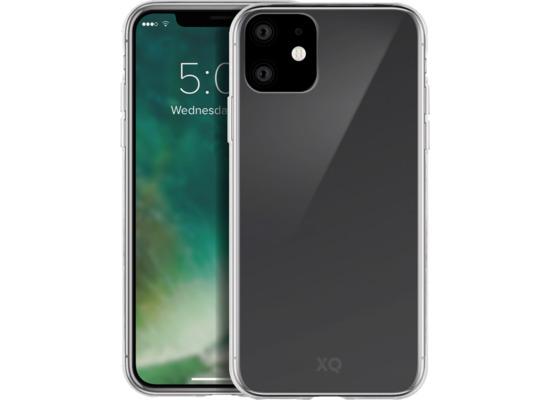 xqisit Flex Case for iPhone 11 clear