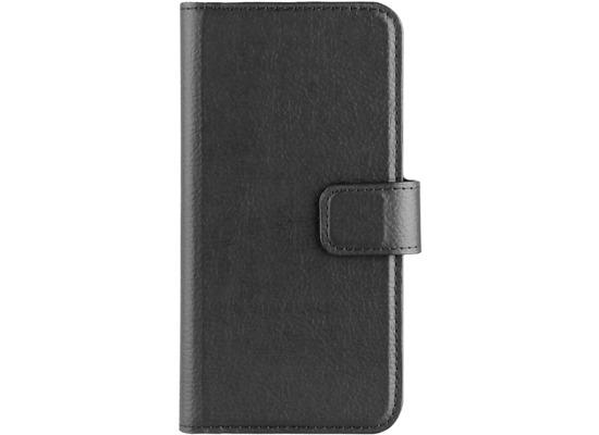 xqisit Slim Wallet for iPhone 7 / 8 schwarz