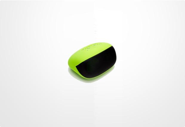 xqisit xqBeats Bluetooth Box 2.0, grün