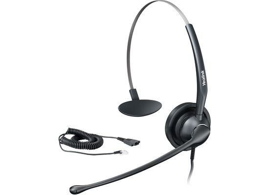 yealink headset yhs33 monaurales headset mit. Black Bedroom Furniture Sets. Home Design Ideas
