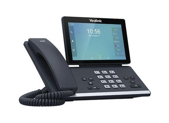 yealink sip t56a voip telefon sip ohne netzteil poe bei kaufen versandkostenfrei. Black Bedroom Furniture Sets. Home Design Ideas
