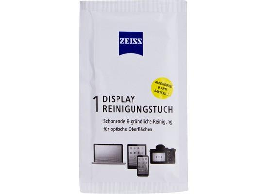 Zeiss Display-Reinigungstuch 30er for Universal weiß