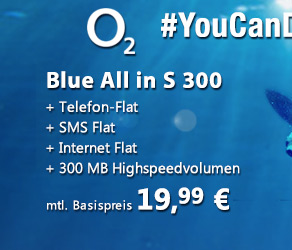o2 Blue All-in S 300