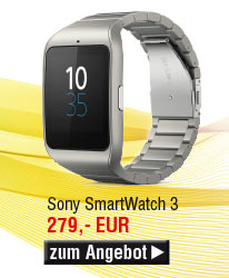 Sony SmartWatch 3 SWR50 metallic