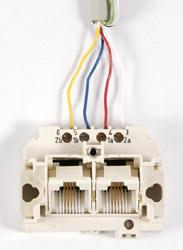 Installation eines ISDN-Anschlusses inklusive des ...